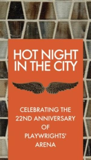 Playwrights' Arena Presents for One Night Only HOT NIGHT IN THE CITY, 4/8