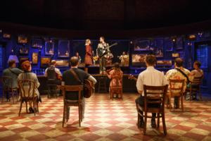 BWW Review: ONCE Wears Its Heart on Its Sleeve