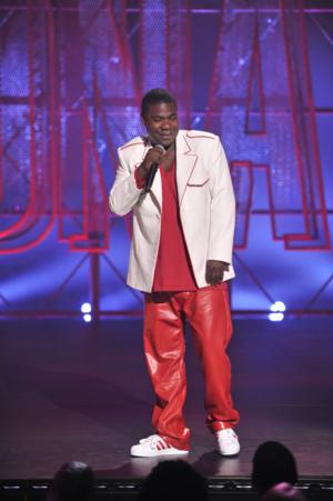 Comedy Central Debuts World Premiere of TRACY MORGAN: BONA FIDE Today
