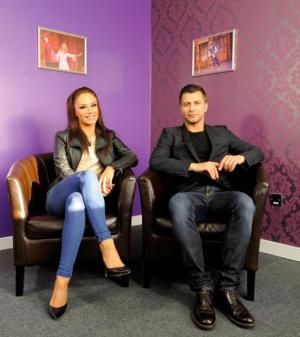 STRICTLY COME DANCING's Katya Virshilas and Pasha Kovalev Return To Swindon