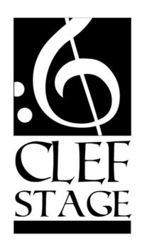 Grand Opening of Clef Stage Set for 11/17