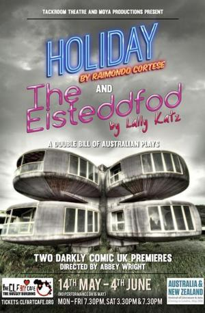 BWW Reviews: THE HOLIDAY & THE EISTEDDFOD, Bussey Building, May 19 2014