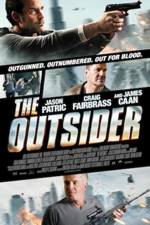 THE OUTSIDER Set for Digital, DVD & VOD Release on 3/11