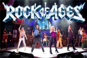 Tony Nominated Musical ROCK OF AGES Comes to Harris Center, 4/17-19