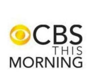 CBS THIS MORNING Up 13% Year-to-Year in Viewers