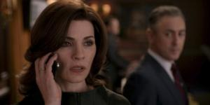 CBS's THE GOOD WIFE Up Double-Digits in Viewers & Key Demos