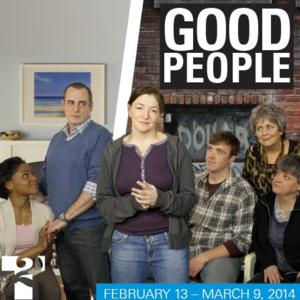 Sean Patrick Reilly and Rebecca Harris Star in GOOD PEOPLE at TheatreSquared, Beg. Tonight