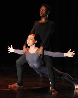 New World School of the Arts Presents the COLLEGE SPRING DANCE CONCERT