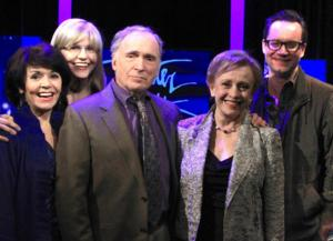 Cast of Off-Broadway's HELLMAN V. MCCARTHY Set for THEATER TALK this Weekend