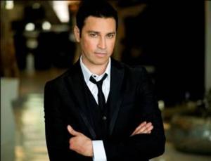 Mario Frangoulis to Perform at Nourse Auditorium, 11/8