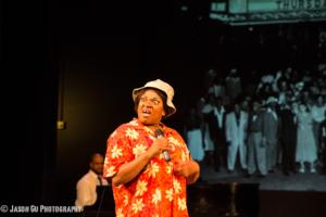 BWW Reviews: HELLO DARLIN'S at Langston Hughes Remembers a Comedy Pioneer