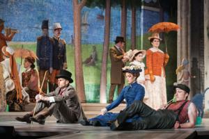 Review Roundup: Signature Theatre's SUNDAY IN THE PARK WITH GEORGE