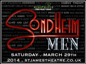 Stephanie O'Brien, Anderson & Petty, SONDHEIM: MEN and More Set for St. James Studio, March 2014