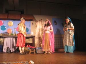 BWW Reviews: ALADDIN & THE MAGIC LAMP at the Pumpkin Theatre
