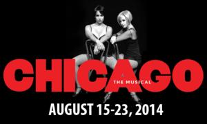 Rock River Rep Presents CHICAGO, Now thru 8/23