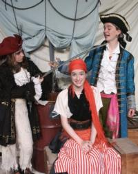 Marian Street Theatre Presents IMOGEN AND THE PIRATES, Beginning 12 January
