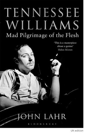 John Lahr to Talk New Tennessee Williams Biography at Steppenwolf This Fall