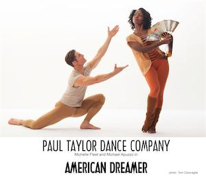 BWW Reviews: PAUL TAYLOR DANCE COMPANY