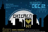 CHICAGO LOVES NY Comedy Benefit Set for 12/2