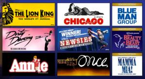 DIRTY DANCING, ONCE, ANNIE, NEWSIES and More Set for Broadway in San Antonio's 2014-15 Season