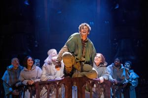BWW Reviews: THE HUNCHBACK OF NOTRE DAME at Paper Mill Playhouse is Absolutely Extraordinary