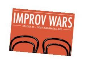 Improv Wars to Present IMPROV WARS: THE SPRING OFFENSIVE, 3/18-5/13