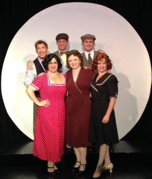 BWW Reviews: Tap Your Troubles Away with Ginger at Winter Park Playhouse