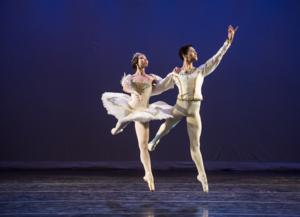 BWW Reviews: Gelsey Kirkland Ballet Stuns at Symphony Space