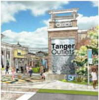 Simon Property Group and Tanger Factory Outlet Centers Announce Team Up to Develop Two New Outlet Projects