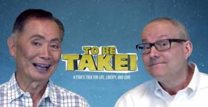 Watch a Clip From George Takei's TO BE TAKEI Documentary, Out Now!