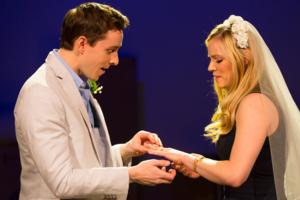 BWW Reviews: Long Wharf Looks Back at THE LAST FIVE YEARS