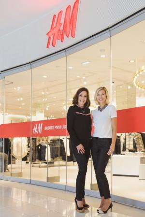 H&M Opens First Store in Serbia