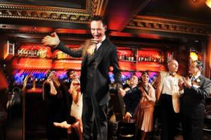 BWW Reviews: ADELAIDE CABARET FESTIVAL 2014: MARK NADLER'S RUNNIN' WILD – SONGS AND SCANDALS OF THE ROARING 20'S Transports Adelaide to the Era of Prohibition