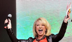Elaine Paige Talks About Her Career, Weddings, And A Possible Theatre Return?