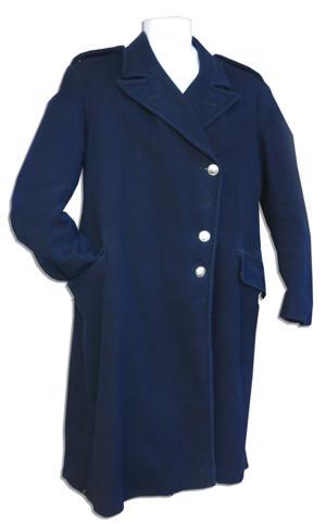JOHN LENNON's Fireman Coat Sells for $31,250