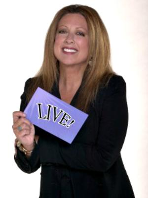Elayne Boosler Performs at STAGE 72 Tonight