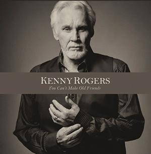 Kenny Rogers to Receive 'Willie Nelson Lifetime Achievement Award' at 47th ANNUAL CMA's