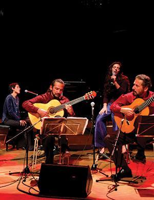 Celebrity Series of Boston Presents THE ASSAD FAMILY- A BRAZILIAN SONGBOOK, 4/5
