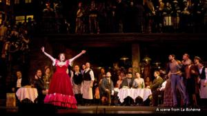 Metropolitan Opera Cast Change Advisory, Today's LA BOHEME
