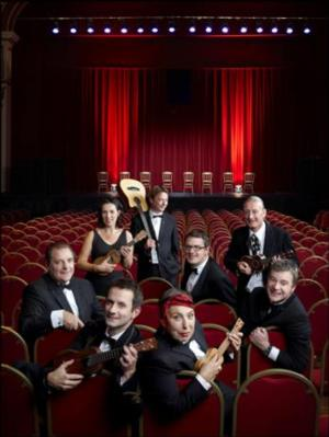 The Ukulele Orchestra of Great Britain to Perform at McCullough Theatre, 11/21-22
