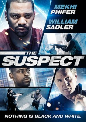 THE SUSPECT Available on Blu-ray and DVD 4/22