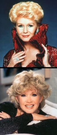 Debbie Reynolds and Connie Stevens Perform in Thousand Oaks Today, 11/9