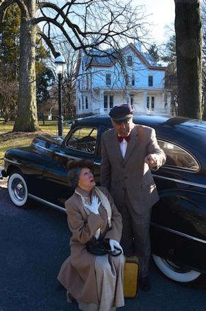 HLTC to Open Fifth Season with DRIVING MISS DAISY