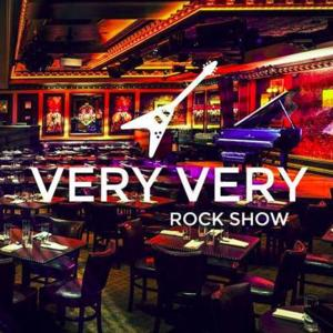 VERY VERY Rock Show Comes to 54 Below Tonight