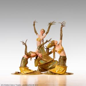 CSC's Dance Fest Continues with Art Of Motion Dance Theatre, 4/11