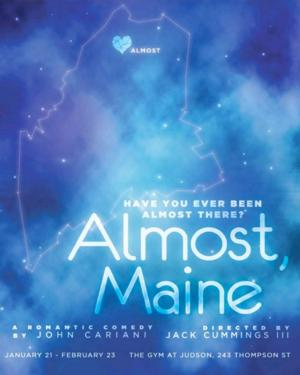 Transport Group's ALMOST, MAINE to Be Taped for New York Public Library, 2/24