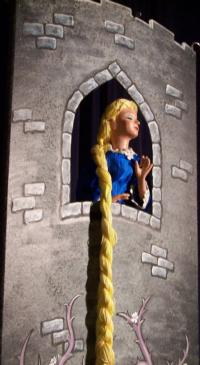 RAPUNZEL to Open 4/10 at Great AZ Puppet Theater