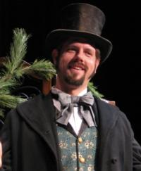 Dustin Charles to Lead A CHRISTMAS CAROL at Skyline Theatre Company
