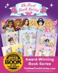 THE REAL TOOTH FAIRIES Wins 2013 Book of the Year Award