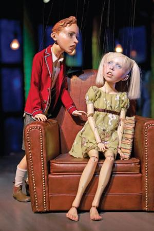 BWW Reviews: PENNY PLAIN Displays Masterful Marionettes